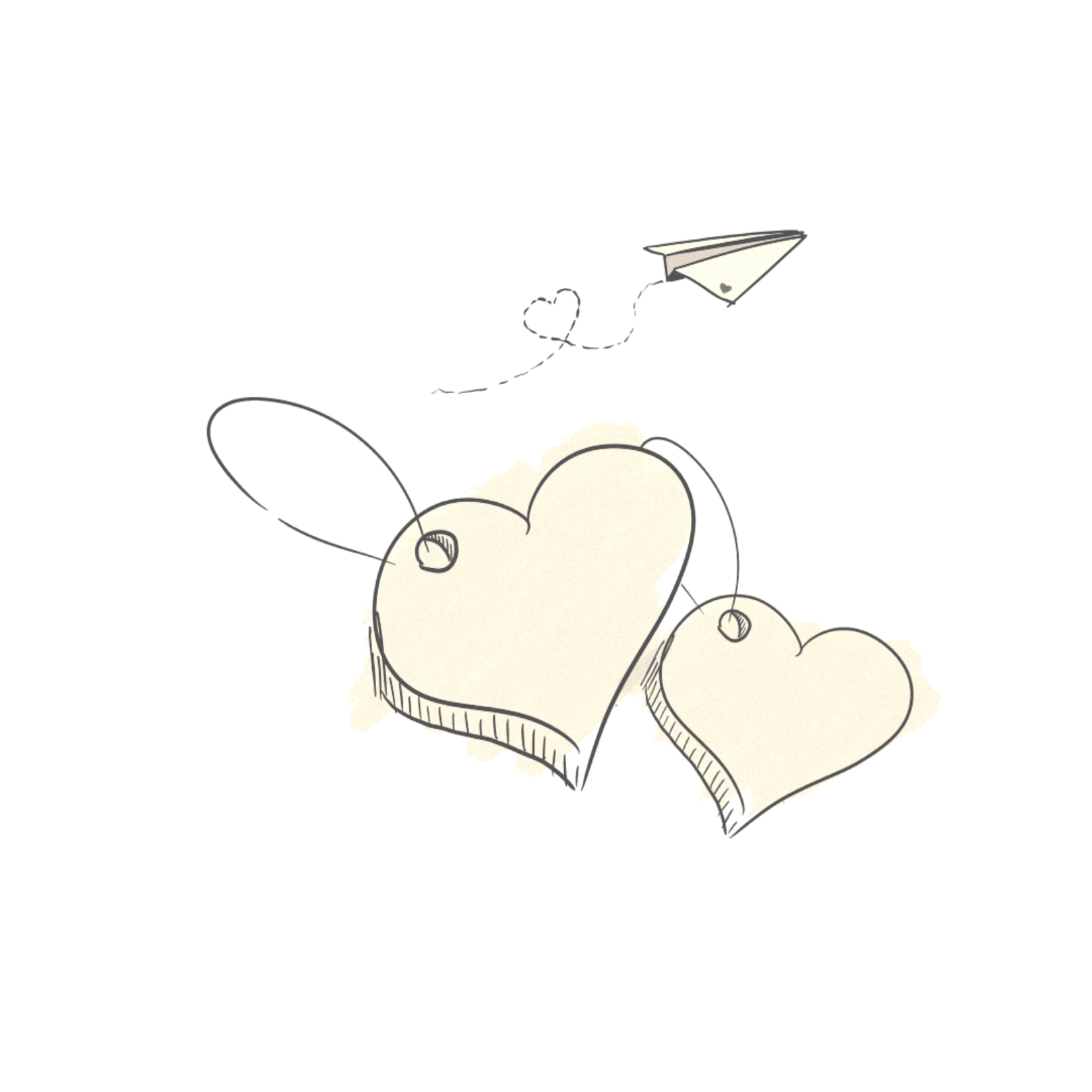 Recolored Heart